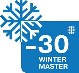 Установка зимнего комплекта для кондиционера с температурой -30